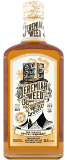Jeremiah Weed Whiskey Spiced 750ml